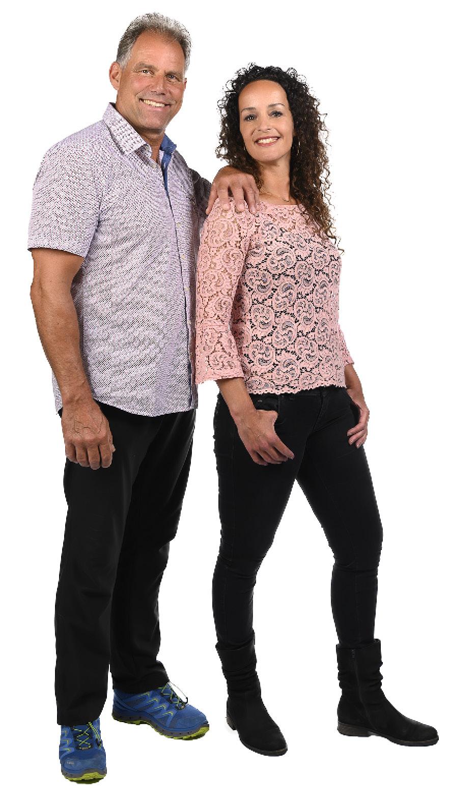 Boudewijn en Lydia
