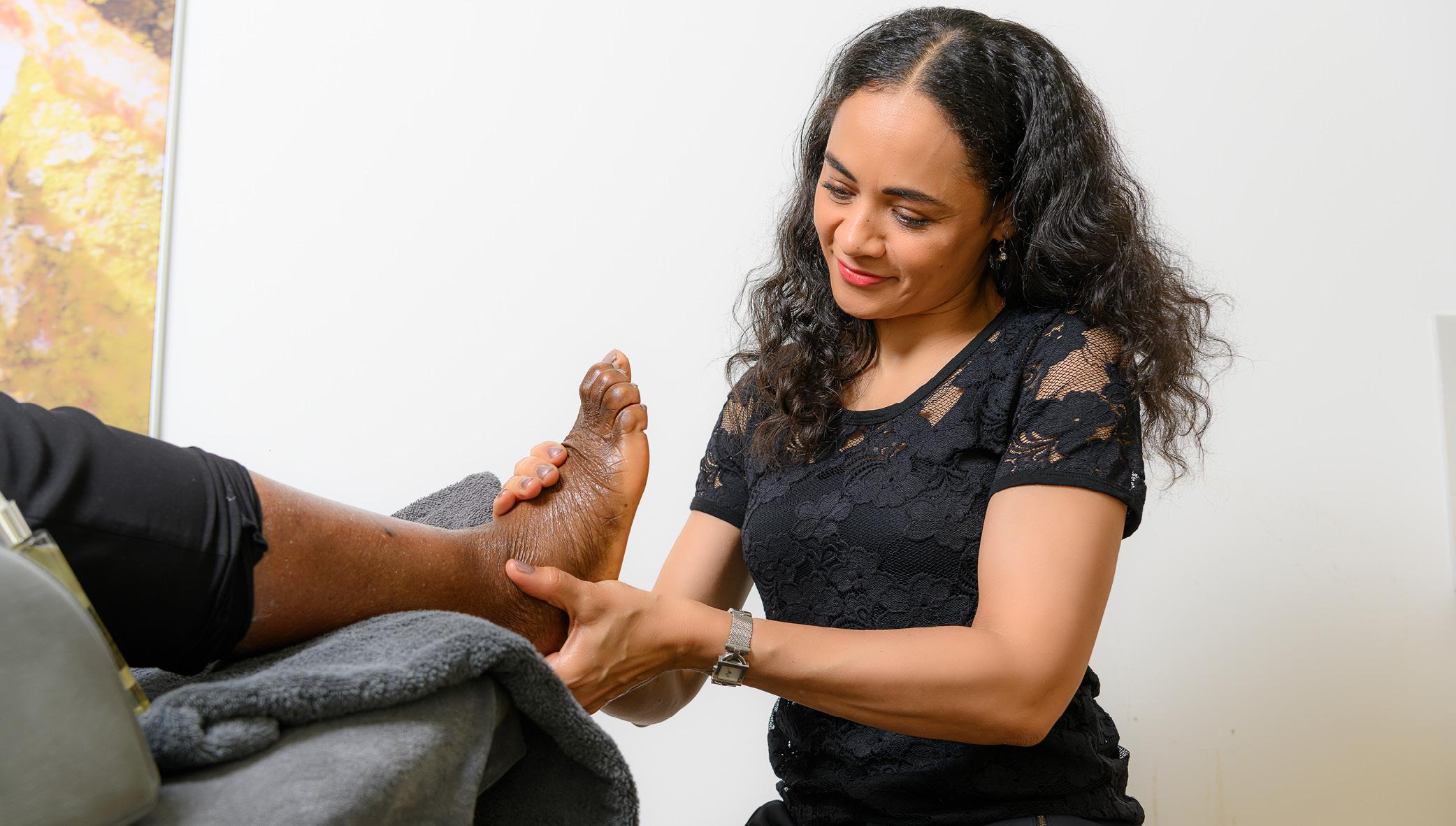 Op Het Vliet voetmassage